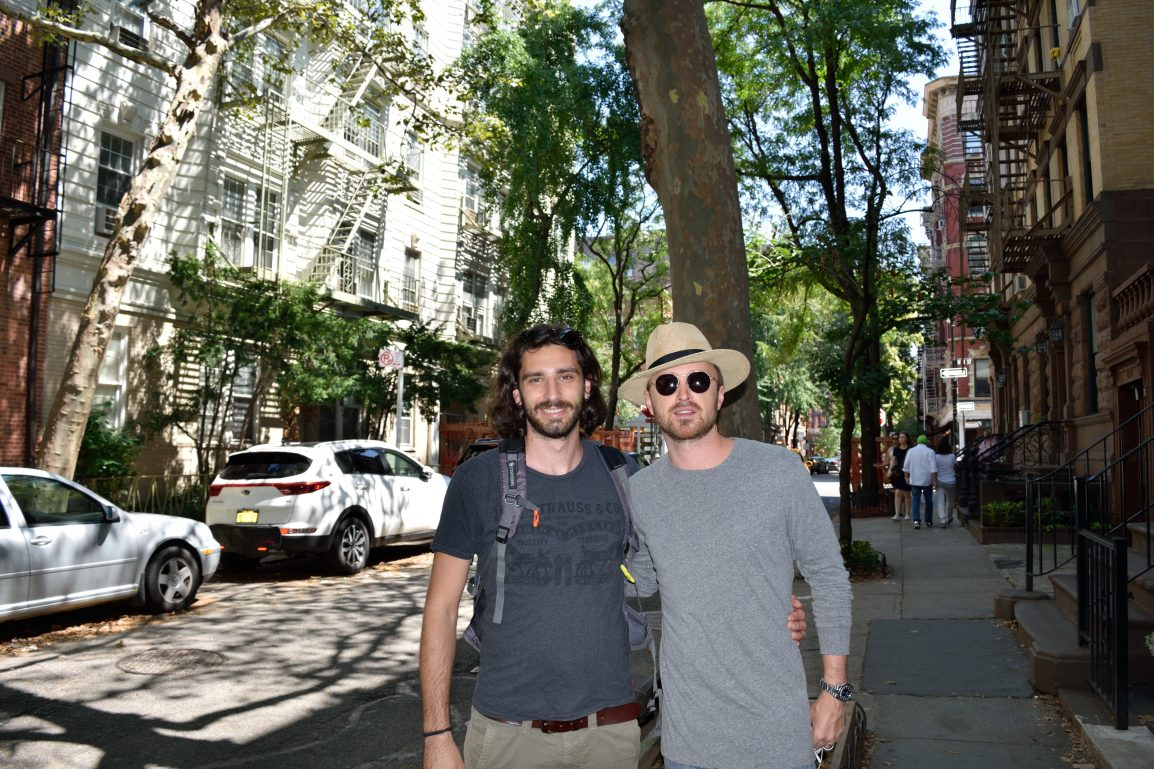 incontri jesee pinkman aaron paul new york