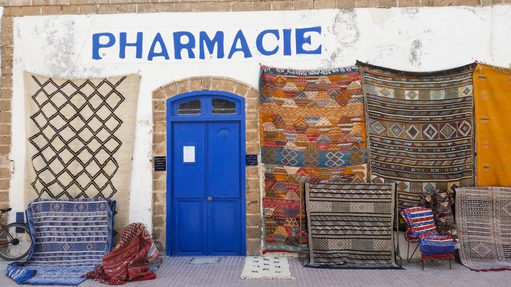 tappeti farmacia essaouira colori