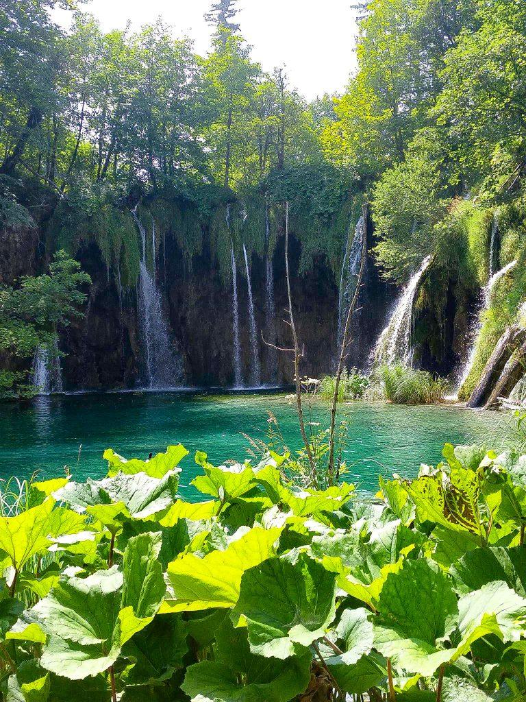 cascate ai laghi di plitvice in croazia