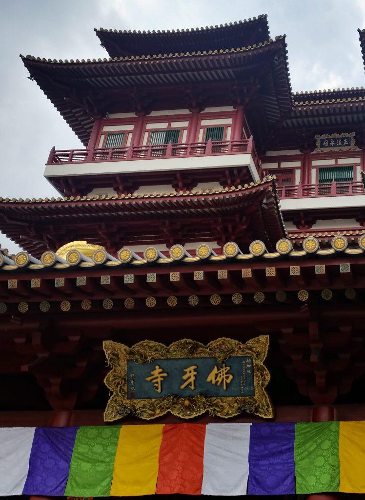 tempio a china town di singapore